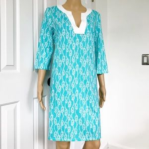 NWOT Lily Pulitzer 3/4 Sleeve Loose Fit Dress M